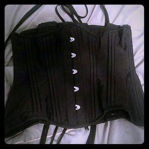 A size 26 corset